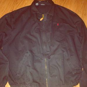 Lightweight Ralph Lauren Polo jacket